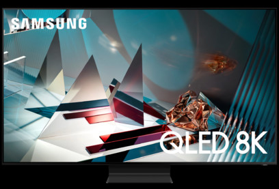 TV Samsung 75Q800TA