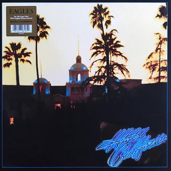 VINIL Universal Records Eagles - Hotel California