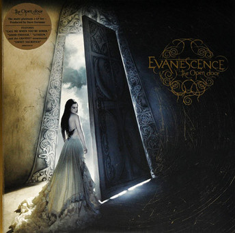 VINIL Universal Records Evanescence - The Open Door