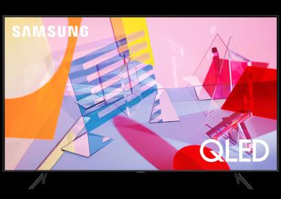 TV Samsung QE-50Q60TA, QLED, Seria 6, Quantum Processor Lite