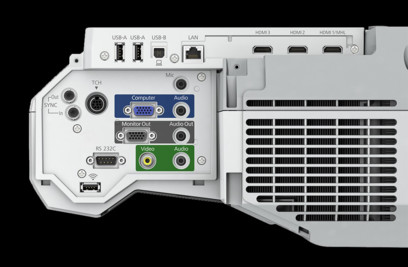 Videoproiector Epson EB-710Ui