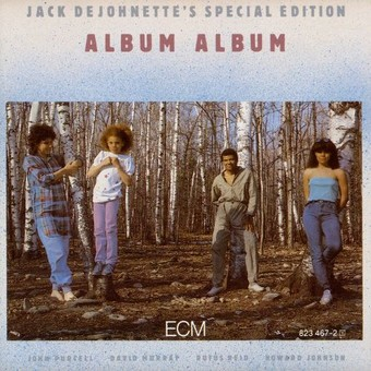 CD ECM Records Jack DeJohnette: Special Edition (4 CD-Box)