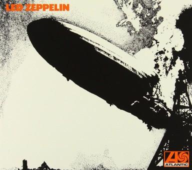 VINIL Universal Records Led Zeppelin I