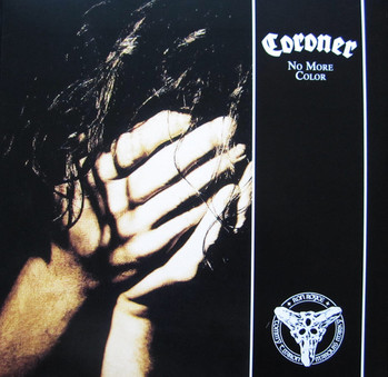 VINIL Universal Records Coroner - No More Color