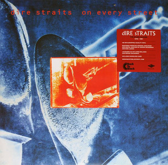 VINIL Universal Records Dire Straits - On Every Street