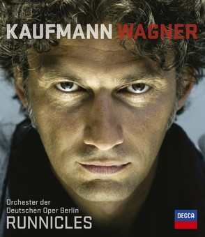 CD Universal Records Jonas Kaufmann - Wagner BluRay Audio