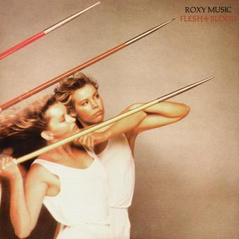 VINIL Universal Records Roxy Music - Flesh + Blood