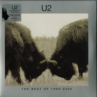 VINIL Universal Records U2 - The Best of 1990-2000