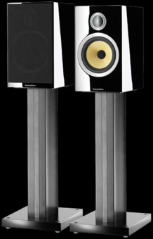 Boxe Bowers & Wilkins CM5 S2 resigilate Piano Black Gloss