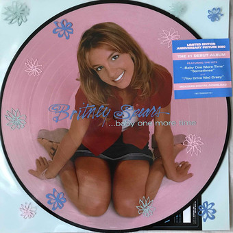 VINIL Universal Records Britney Spears - Baby One More Time