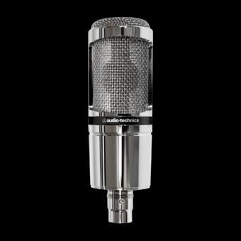 Audio-Technica Microfon de studio AT2020V Editie Limitata