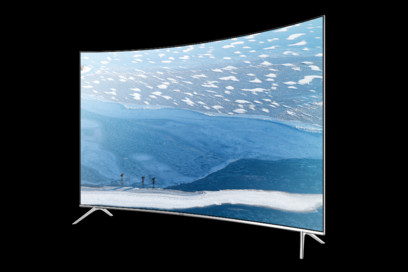 TV Samsung 43KS7502, SUHD, Curbat, 108 cm, Smart TV