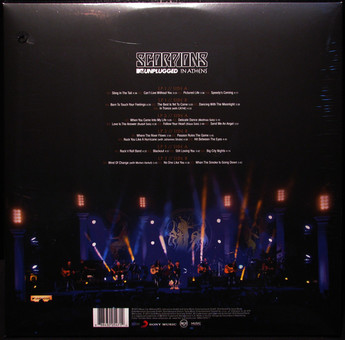VINIL Universal Records Scorpions - MTV Unplugged In Athens