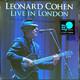 VINIL Universal Records Leonard Cohen - Live In London