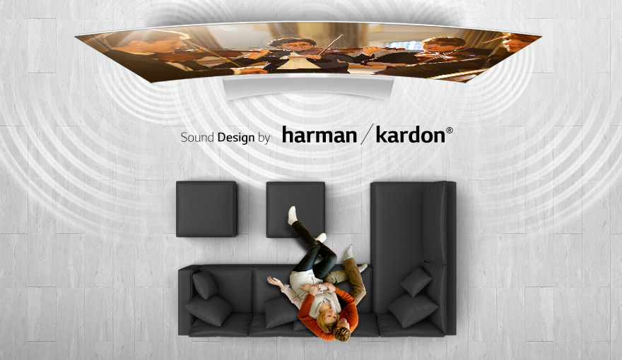 Sistem audio calibrat de harman kardon
