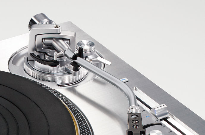 Photo of High-sensitive Tonearm
