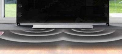 Imagine cu Bară de sunet pe 2.1 canale cu Bluetooth®