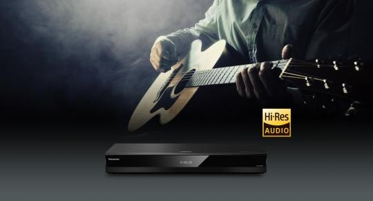 Panasonic DP-UB820B 4k Ultra HD Blu-Ray Player | Hughes