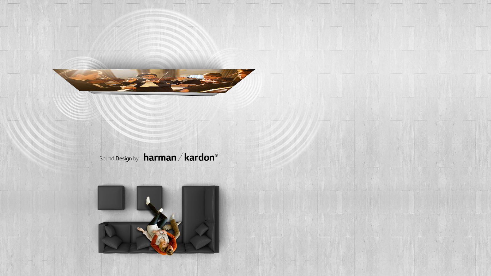 SOUND DESIGNED BY HARMAN / KARDON™ - 55EF950V - Copy