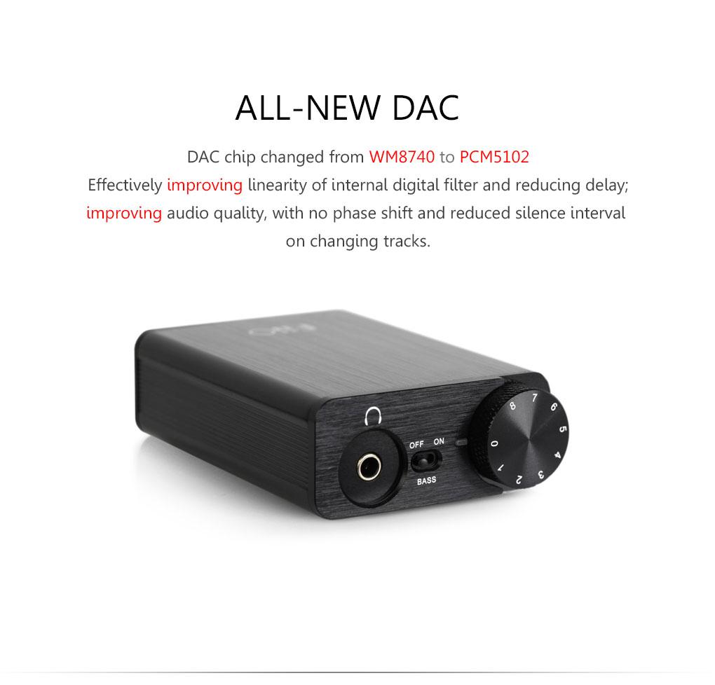 DAC Fiio E10K