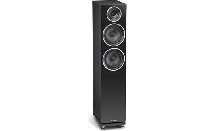 Wharfedale Diamond 230 (Blackwood) Floor-standing speaker at Crutchfield