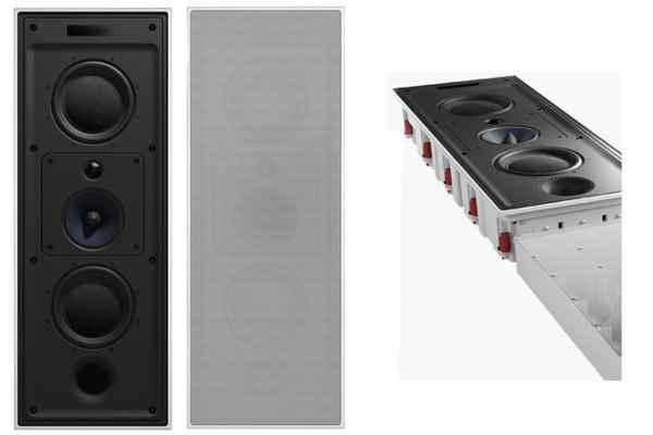 Bowers & Wilkins CWM 7.3 In-Wall Speaker Single | Sound & Image