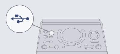 Imagine cu Sistem audio personal de mare putere cu Bluetooth®