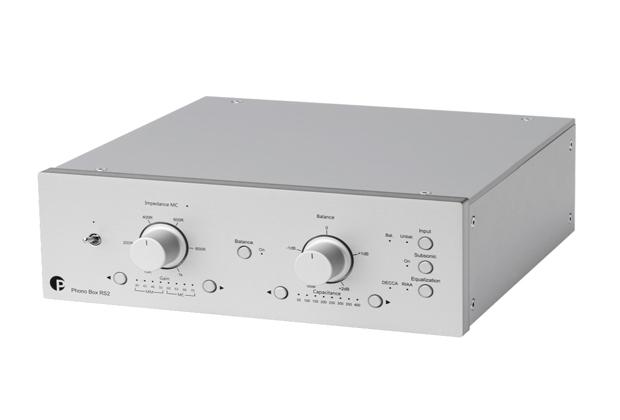 Pro-Ject Phono Box RS2 Préamplificateur phono