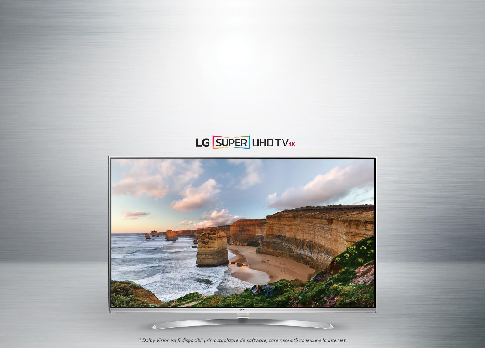 Televizor LG SUPER UHD 4K