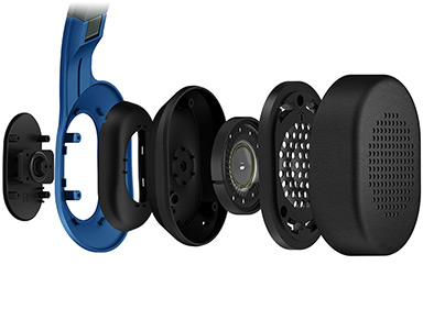KEF M400 Hi-Fi Headphones - High Resolution Sound on the Move