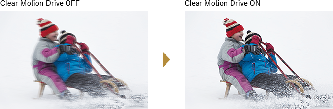 Clear Motion Drive