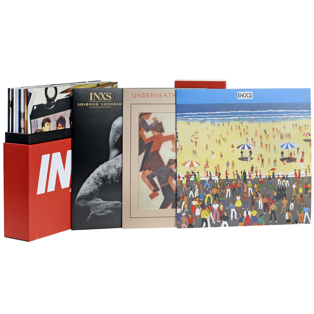 INXS. All The Voices. Album Collection (10 🔟 LP) – Telegraph