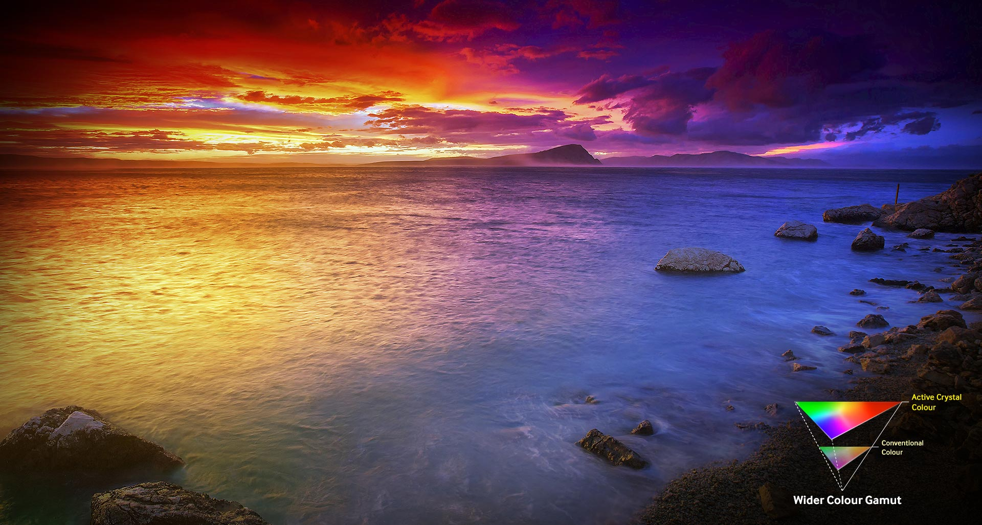 Bucurați-vă de imagini în culorile naturale