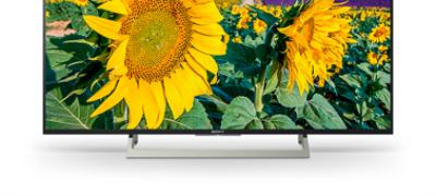 Imagine cu XF80| LED | Ultra HD 4K | Interval dinamic ridicat (HDR) | Televizor inteligent (Android TV)