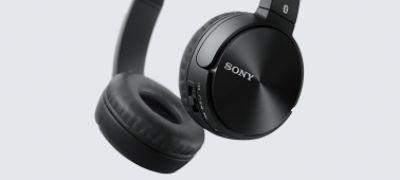 Imagine cu Căşti cu Bluetooth® ZX330BT