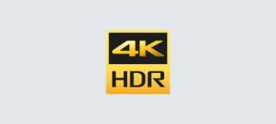 Imagine cu XD80 4K HDR cu Android TV