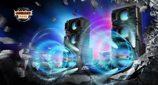 Panasonic Mini System Speaker SB-MAX7000 | BEST