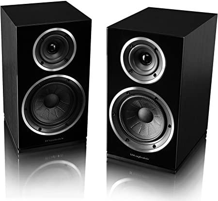 Amazon.com: Wharfedale - Diamond 225 (Black): Electronics