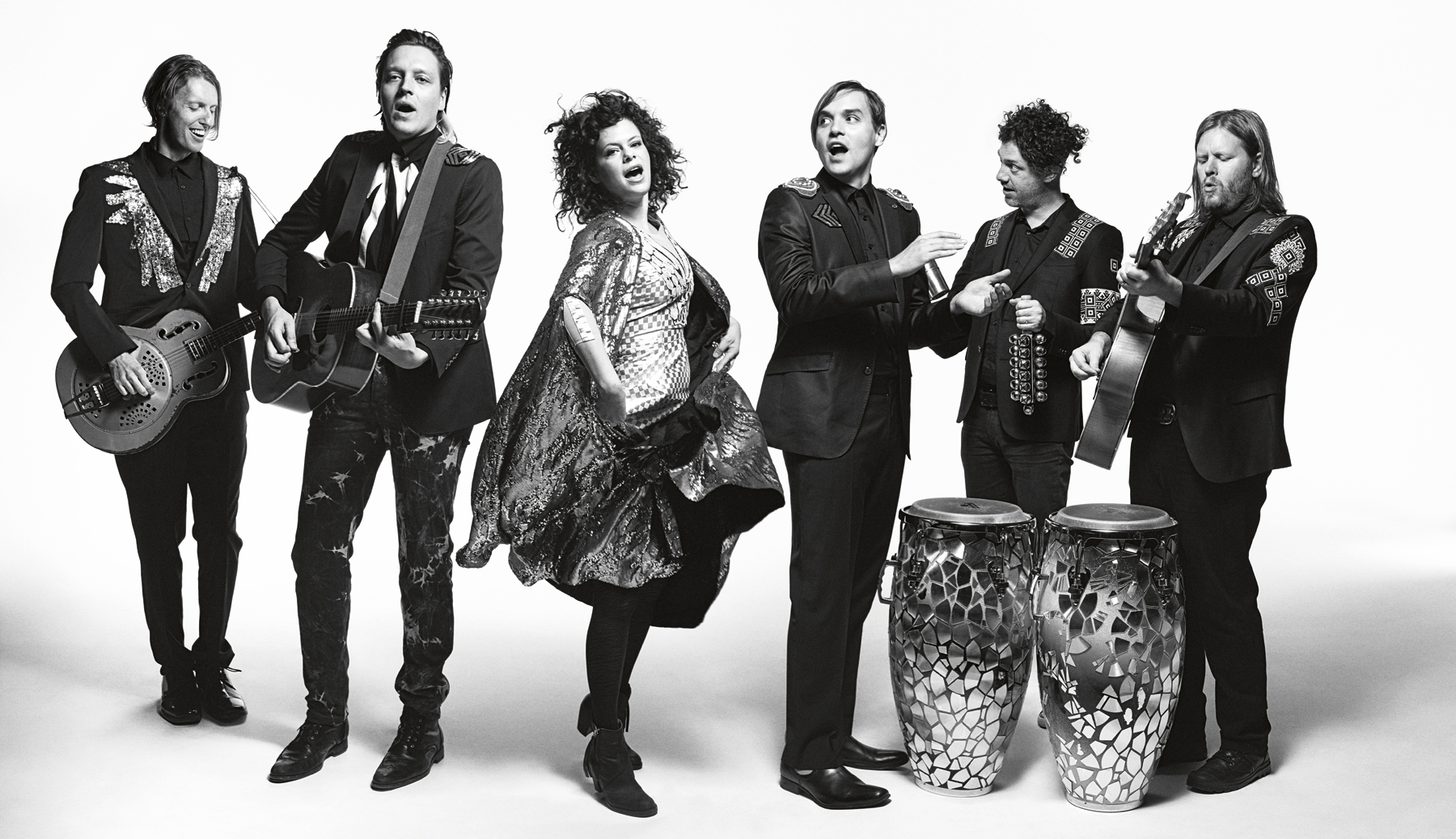 The Unforgettable Fire: Can Arcade Fire Be the World's Biggest ...