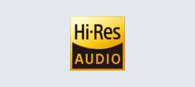 Imagine cu Walkman® cu sunet de înaltă rezoluție
