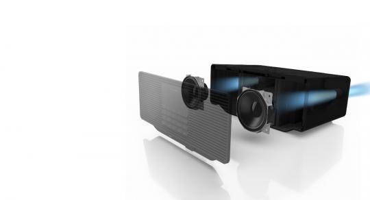 Panasonic RX-D70BTEG-K CD-s rádió | Euronics Műszaki Webáruház