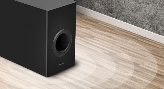 Soundbar Panasonic SC-HTB510EGK - Pret avantajos - Ideall.ro