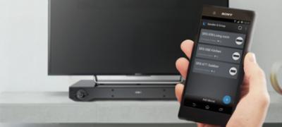 Imagine cu Boxă de bază pe 2.1 canale, cu Wi-Fi®/Bluetooth®
