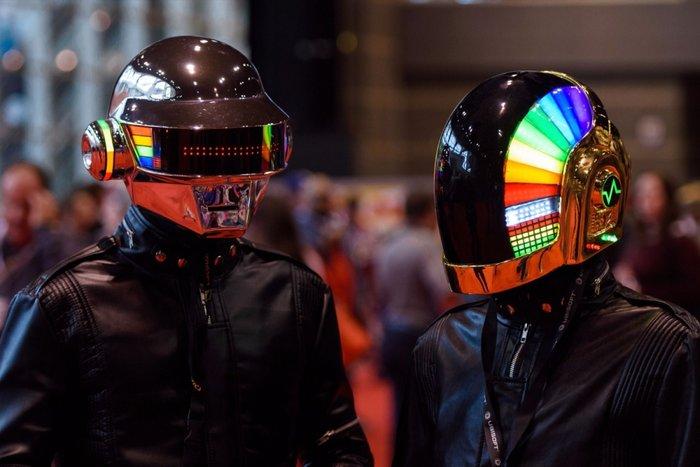 Image result for Daft Punk