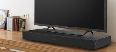 Imagine cu Boxă de bază pe 2.1 canale, cu Bluetooth®, pentru televizor