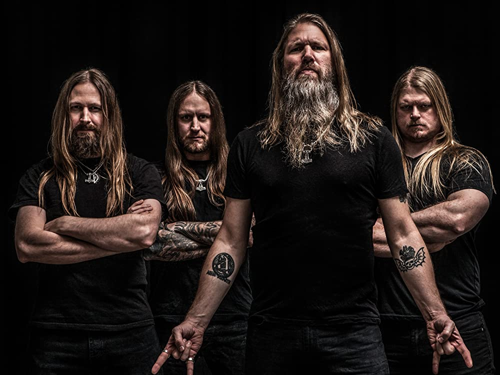 Amon Amarth on Amazon Music
