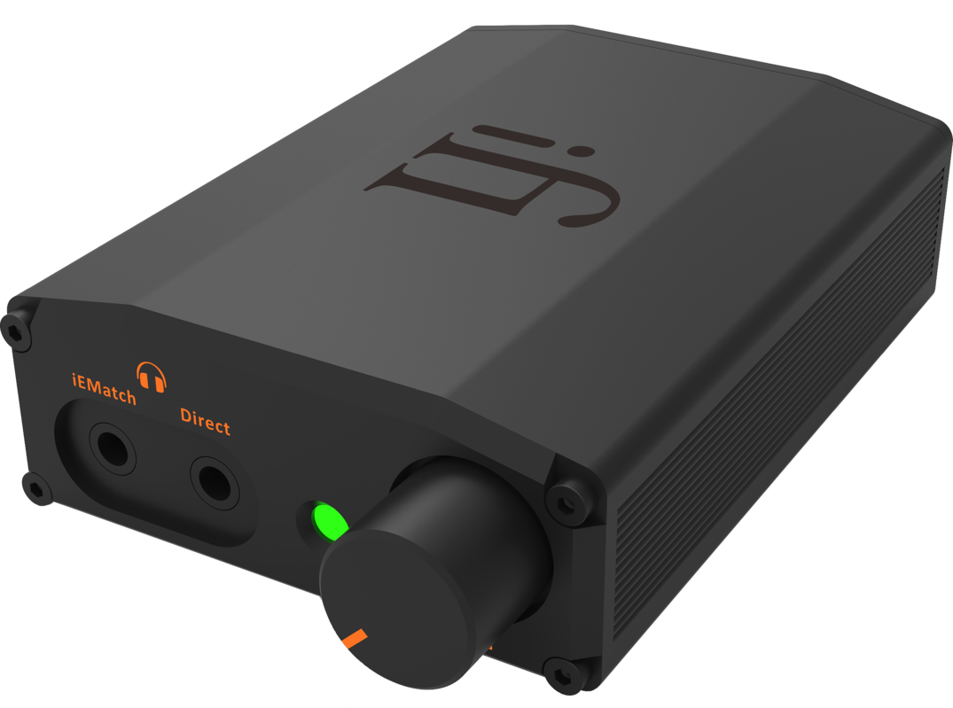 DAC iFi Audio Nano IDSD Black Label
