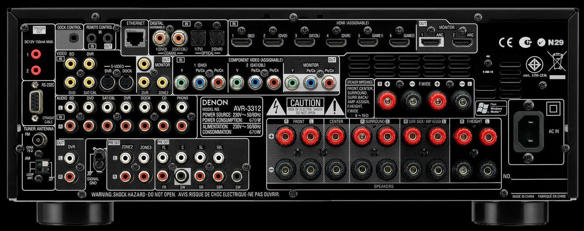 receiver denon avr 3312 la avstore ro rh avstore ro denon avr-3312ci user manual Denon Instruction Manual