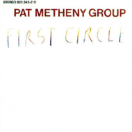 Muzica CD CD ECM Records Pat Metheny Group: First CircleCD ECM Records Pat Metheny Group: First Circle