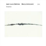 Muzica CD CD ECM Records Jean-Louis Matinier / Marco Ambrosini: InventioCD ECM Records Jean-Louis Matinier / Marco Ambrosini: Inventio